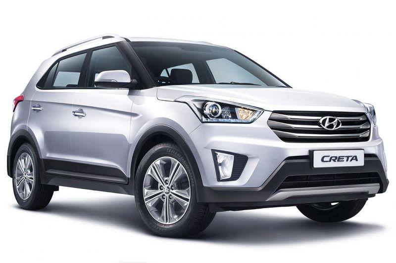 Hyundai Creta ( Крета Хендай )