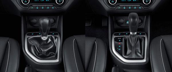 Механическая и автоматическая коробки передач на Хендай Крета. Обе шестиступенчатые