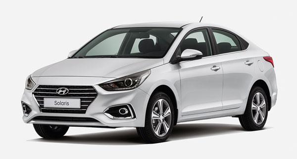 Hyundai Solaris 2020: обзор новой модели — TOPRUSCAR