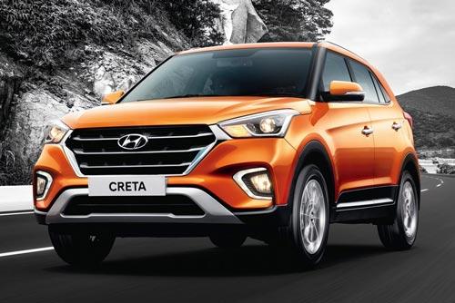 Hyundai Creta: фото и видео   Салон (интерьер), экстерьер новой Крета 2021